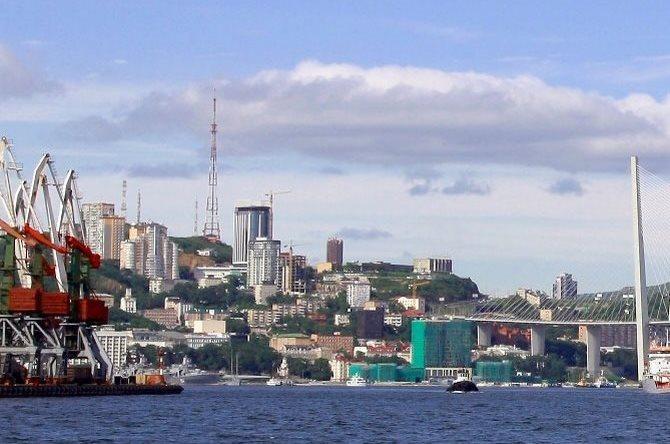 Таможня Владивостока